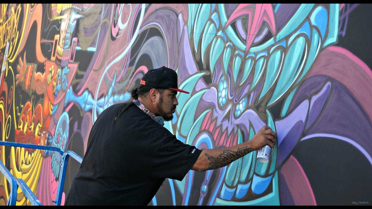 "Dia De los Muertos with Jesse ""Urban Aztec"" Hernandez"