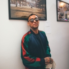 Mega of Black Scale at Omeez 'Not For Sale' Art Showcase - July 2017 - Black Scale, SF