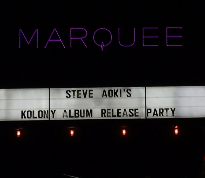 Steve Aoki Album Release Party NYC